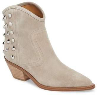 Marc Fisher LTD Baily Studded Western Bootie (Women)