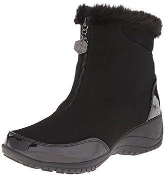 Khombu Women's Alice-KH Cold Weather Boot $75 thestylecure.com