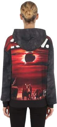 Cyrer Eclipse Hooded Sweatshirt