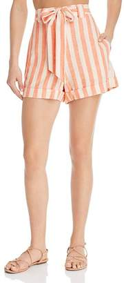 Show Me Your Mumu Hadley Striped Shorts