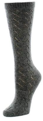 Natori Rumi Swirl Crew Socks