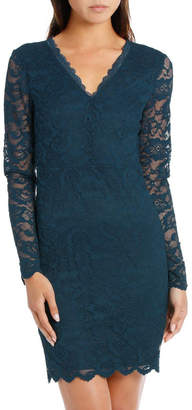 Vero Moda Lucia Long Sleeve Dress
