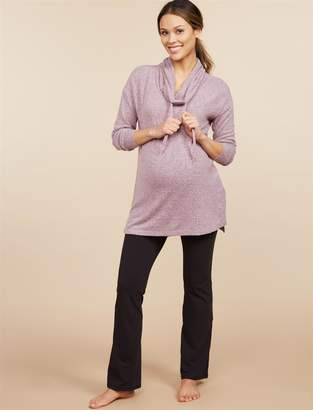 Motherhood Maternity Secret Fit Belly Boot Cut Maternity Yoga Pants