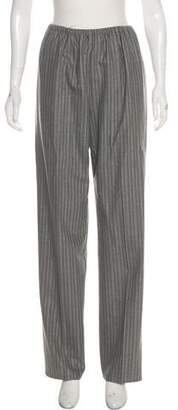 Shamask Wool Straight Leg Pants