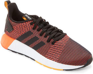 adidas Black & Solar Red Questar BYD Running Sneakers