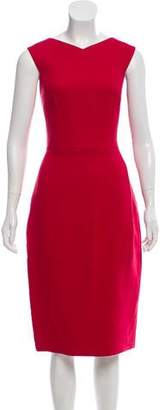 Jason Wu Sheath Midi Dress
