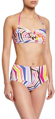 Kate Spade Molded Bandeau Bikini Top