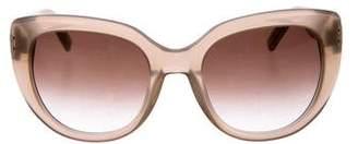 Saint Laurent SL 16 Oversize Gradient Sunglasses