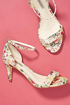 Raphaella Booz Floral Lace Heels
