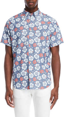 Nautica Hawaiian Short Sleeve Shirt