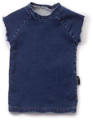 Nununu Denim Muscle Shirt