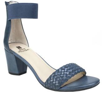 White Mountain Open-Toe Heel Sandals - Eryn