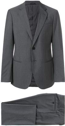 Giorgio Armani slim fit two piece suit