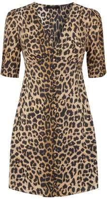 AllSaints Kota Leppo Mini Dress