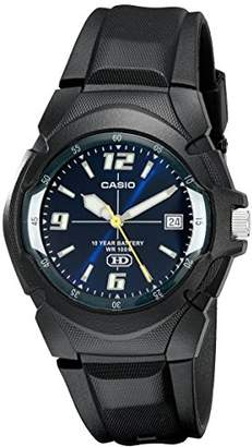 Casio Men's MW600F-2AV Sport Watch with Resin Band