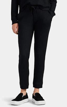 ATM Anthony Thomas Melillo Women's Waffle-Knit Jogger Pants - Black