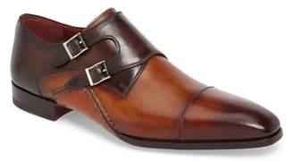Magnanni Ondara Double Monk Strap Shoe