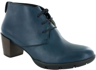 Wolky Leather Booties - Bighorn