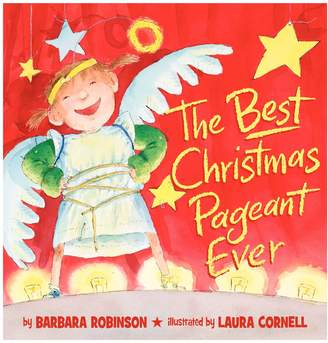 Harper Collins The Best Christmas Pageant Ever (Hardcover)