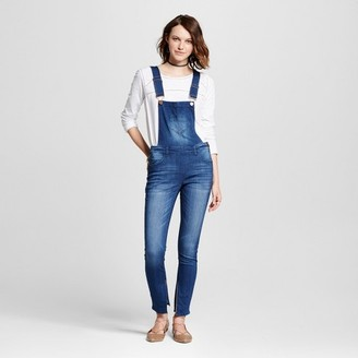 Dollhouse Women's Skinny Denim Overalls - Dollhouse (Juniors') $39.99 thestylecure.com