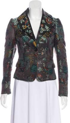 Etro Brocade Evening Jacket