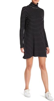 Abound Stripe Turtleneck Dress (Juniors) $26.97 thestylecure.com