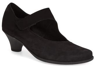 Arche Agatha Water Resistant Low Boot $365 thestylecure.com
