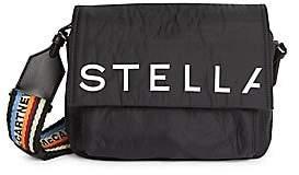 Stella McCartney Women's Medium Nylon Messenger Bag