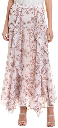 BCBGMAXAZRIA Amalli Maxi Skirt