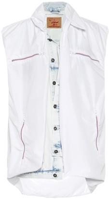 Y/Project Layered denim vest
