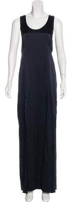 Maiyet Silk Maxi Dress