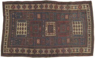"One Kings Lane Vintage Antique Kazak Rug - 7'4"" x 4'6"" - R. Banilivi and Son"