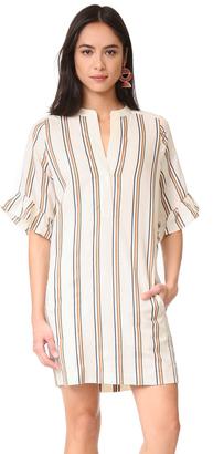 Whistles Margarita Stripe Dress $269 thestylecure.com