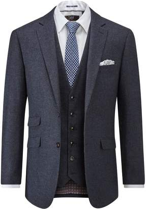 Skopes Men's Fox Wool Blend Suit Jacket