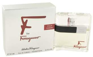 Salvatore Ferragamo F by Eau De Toilette Spray 1.7 oz / 50 ml for Men