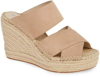 Kenneth Cole New York Olivia Wedge Slide Sandal