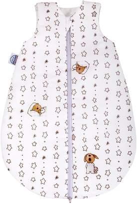 Zöllner Julius Julius 9161011090 Cuddly Baby Sleeping Bag Sweet Dreams Size 110 cm White