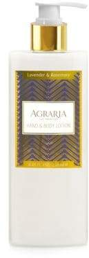 Agraria Lavender& Rosemary Hand& Body Lotion/8.45 oz.