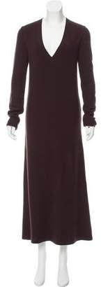 Chloé Wool Maxi Dress