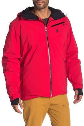 Spyder Dry Wick Front Zip Jacket