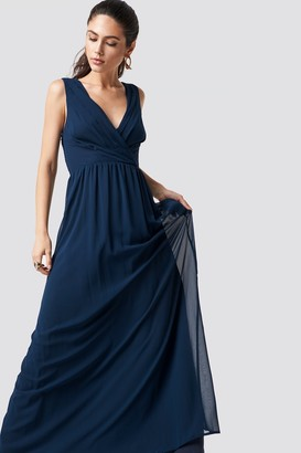 Sisters Point Gally Dress Navy