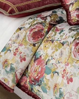 Sweet Dreams Anna Maria Floral Queen Duvet Cover