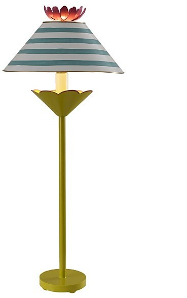 Stray Dog Buttercup Table Lamp