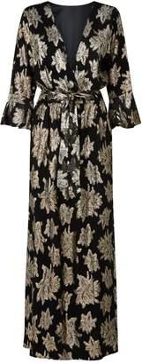 Melissa Odabash Cross Front Maxi Dress