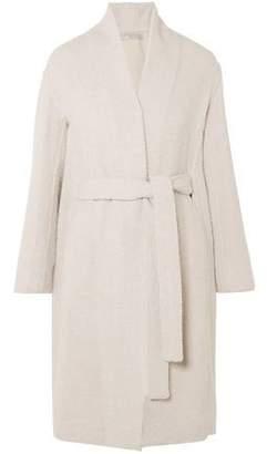 Vince Wool-blend Boucle Coat