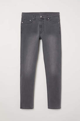 H&M Slim Jeans - Dark denim blue - Men