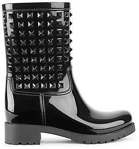 Valentino Women's Rockstud Rainboots