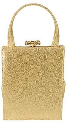 Farfalla Womens 90132 Shoulder Bag Gold
