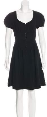 Betsey Johnson Knee-Length A-Line Dress