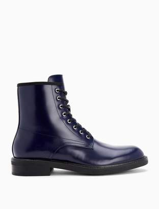 Calvin Klein keeler box leather boot